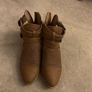 Forever 21 studded boot